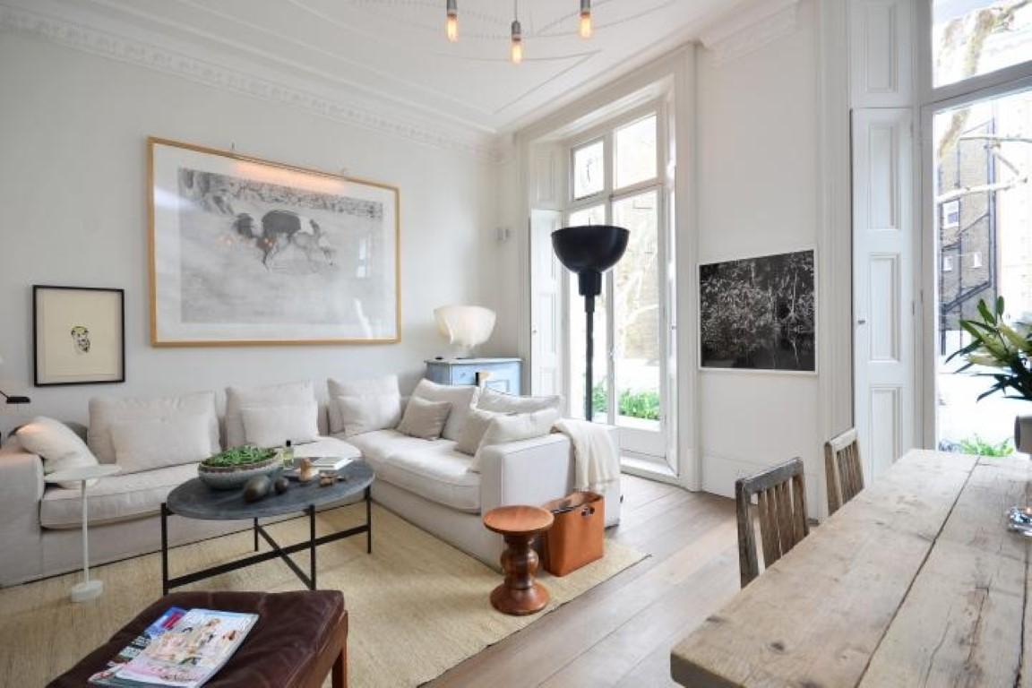 Inspirador apartamento em londres detalhes m gicos for Appartement design londres