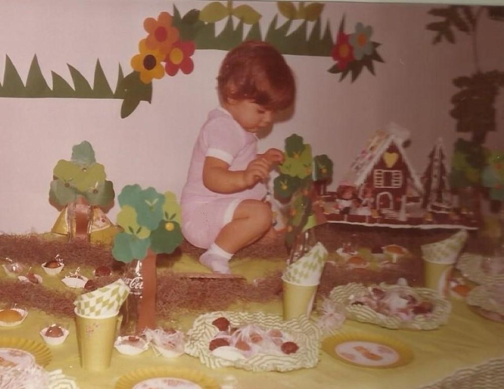 Julia no blog Detalhes Magicos