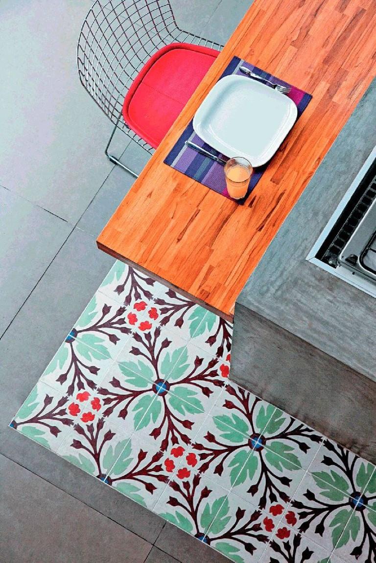 Ceamica colorida no blog Detalhes Magicos