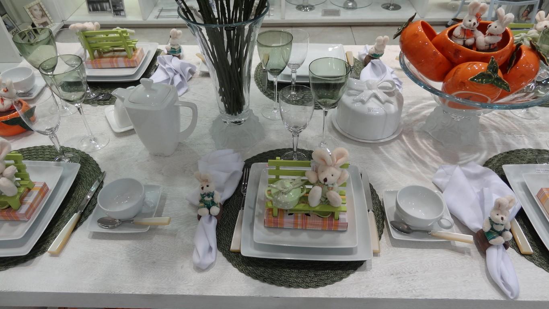 mesa de pascoa no blog detalhes magicos