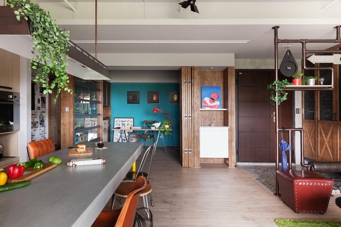 Reforma de apartamento no blog Detalhes Magicos