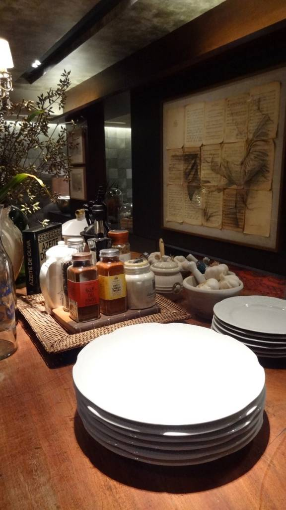 Living Gourmet e Detalhes Magicos