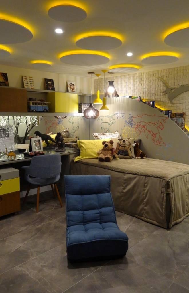 dormitorio de menino