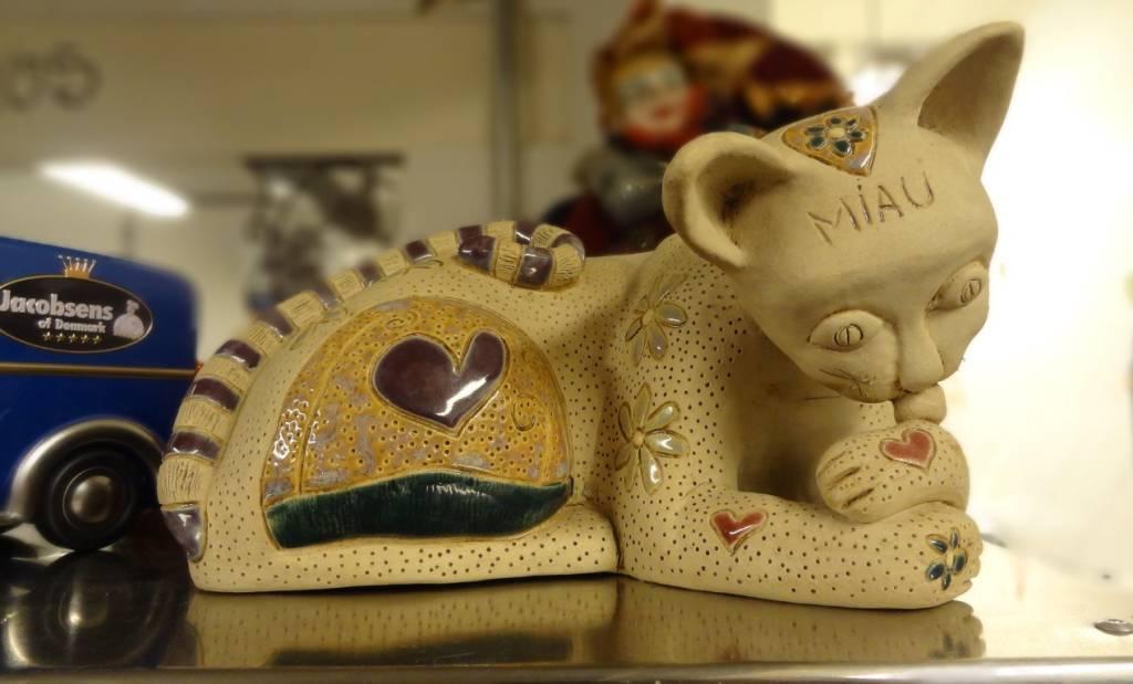 ceramica dona quitanda