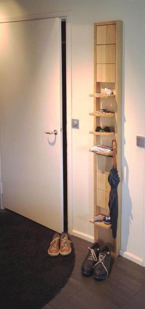 Organizar com moveis pequenos