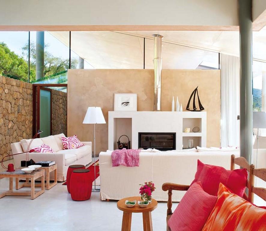 Casa no interior de Maiorca