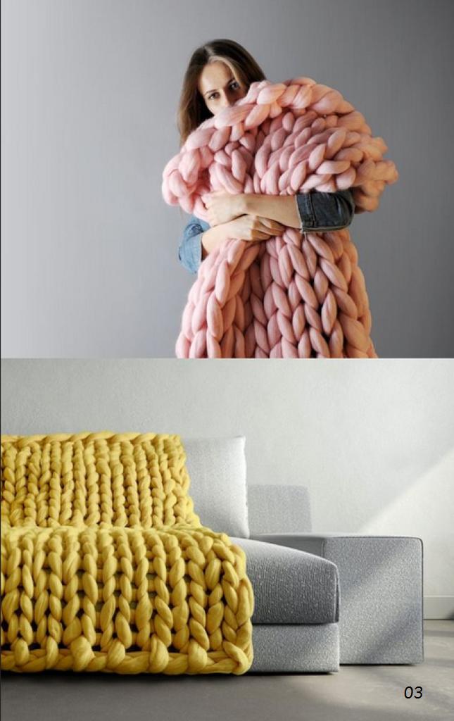 mantas-de-trico