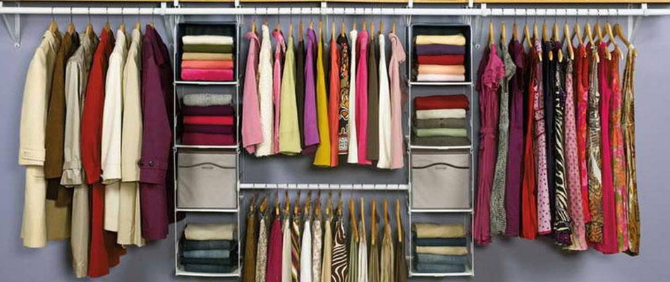 Suficiente Organizar a roupa com a mudança de estação   Detalhes Mágicos OI93