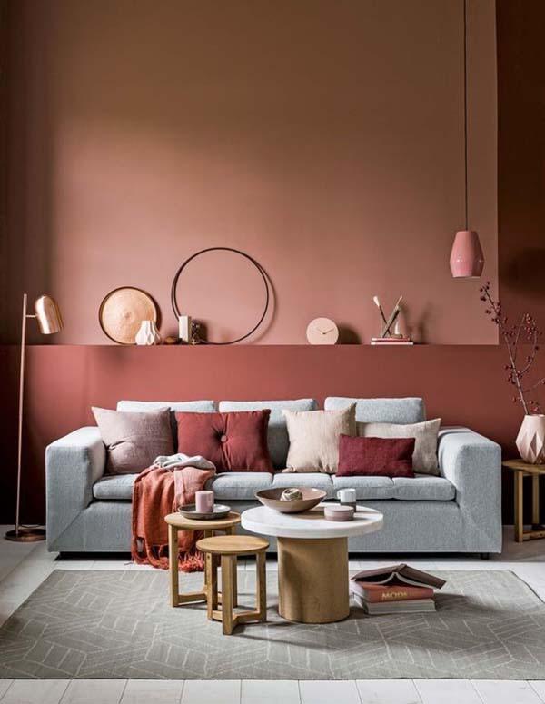 Terra roxa terracota rosa terroso detalhes m gicos for Decoration 2018 tendance